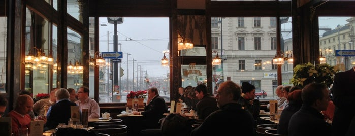 Cafe Schwarzenberg is one of Vienna To Do.