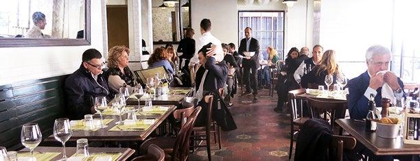 La Zanzara is one of Roma - a must! = Peter's Fav's.