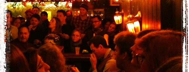 Marie's Crisis Cafe is one of Best Things to do in New York on a Friday Night.
