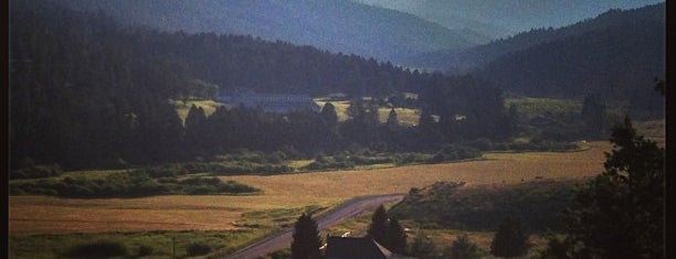 Sacagawea Peak is one of Bozeman 2020.