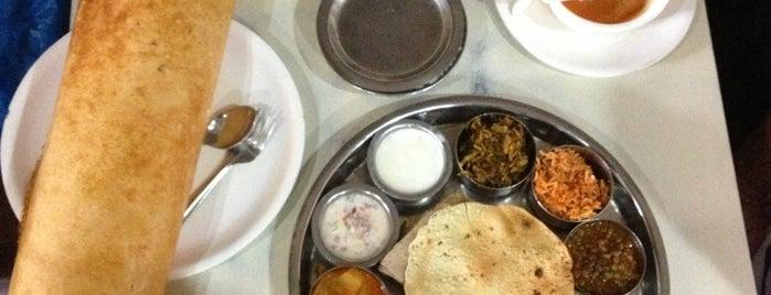 Kamat's Restaurant is one of Bombay.