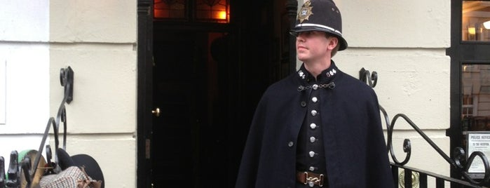 The Sherlock Holmes Museum is one of Things to do in Europe 2013.