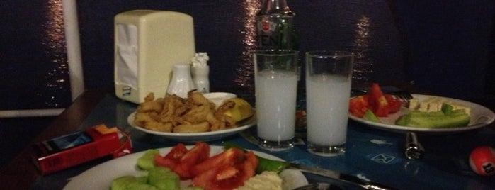 Efes Gemi Restaurant is one of Locais curtidos por Sbnm.