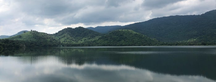 อ่างเก็บน้ำทรายทอง is one of สระบุรี, นครนายก, ปราจีนบุรี, สระแก้ว.