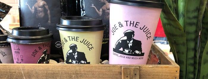 JOE & THE JUICE is one of Posti che sono piaciuti a Gise.