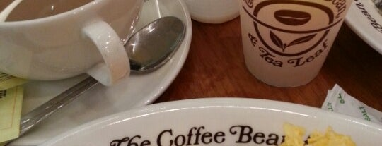 The Coffee Bean & Tea Leaf is one of Food in Dubai, UAE.