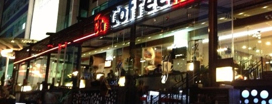 Coffeemania is one of Istanbul.