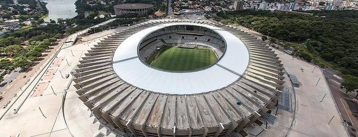 Estádio Governador Magalhães Pinto (Mineirão) is one of Ótimos parques e passeios de Belo Horizonte.