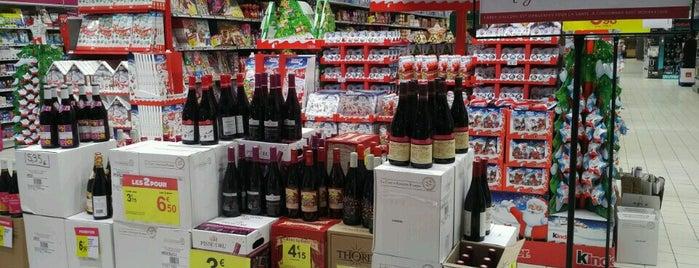 Carrefour is one of Posti che sono piaciuti a Alan.
