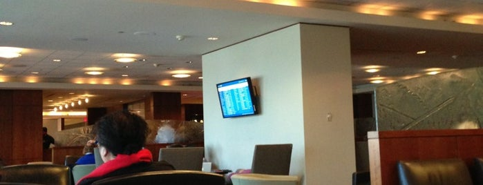 United Club is one of My vacation @ FL2.