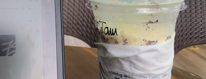 Starbucks is one of Locais curtidos por Rahmat.
