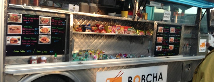 Bobcha is one of Food truck.