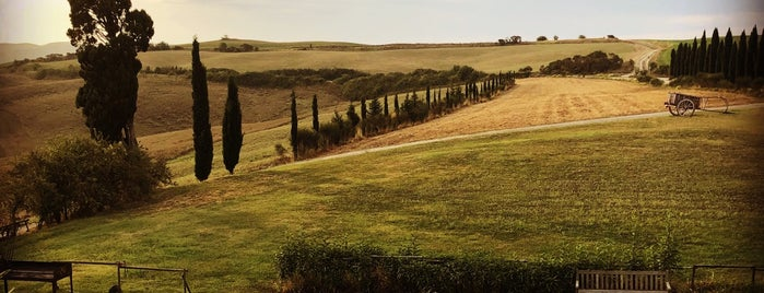 Agriturismo Il Rigo is one of Tuscany.
