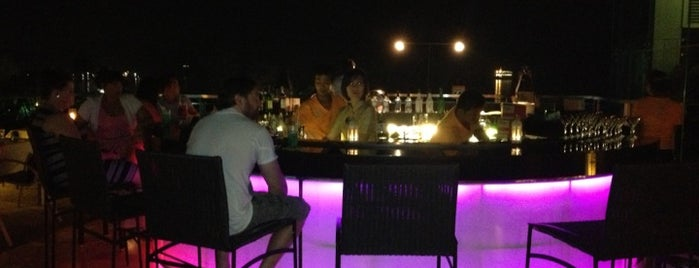 Kee Sky Lounge is one of Phuket.