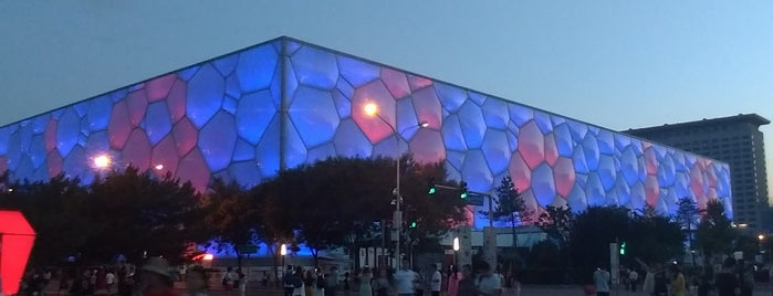 Beijing Olympic Park is one of Maribel: сохраненные места.