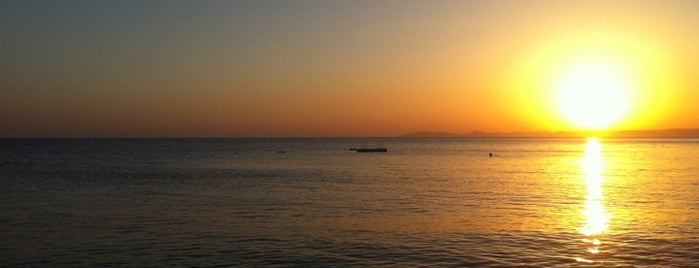 Ovacık Sağlık Sitesi Plajı is one of Posti che sono piaciuti a Cilleek.