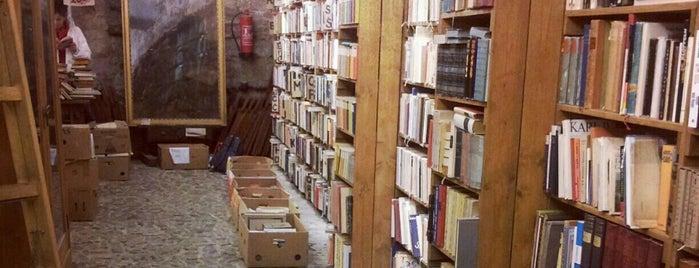 1. podzemní antikvariát is one of Books everywhere I..