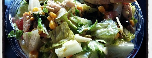 GreenStreets Salads is one of Explore your own neighborhood, jerk..