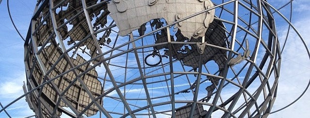 The Unisphere is one of New York City.