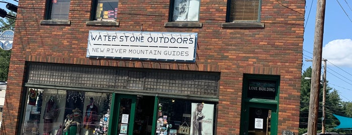 Water Stone Outdoors is one of New River Gorge.