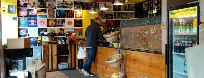 Farmer Horse Coffee is one of Lieux sauvegardés par Kaely.