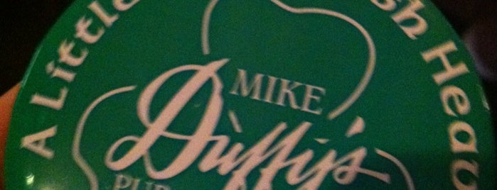 Mike Duffy's Pub & Grill is one of Restaurants I've Tried.