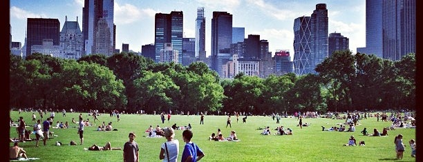 Central Park is one of New York.
