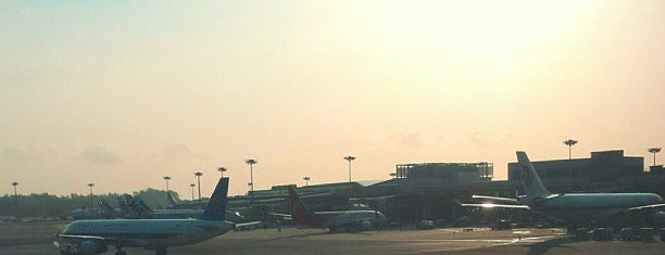 Concourse C is one of Singapur.