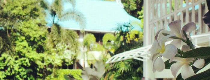 Krabi Tipa Resort is one of Tempat yang Disukai Christine.