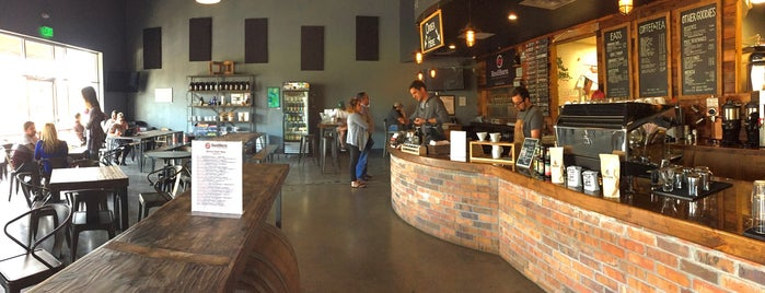 Red Horn Coffee House & Brewing Co is one of Orte, die Patrizio gefallen.