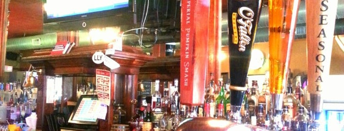 Llywelyn's Pub is one of STL Eateries/Bars.