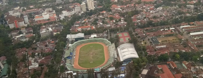 Stadion Siliwangi is one of outsiders....