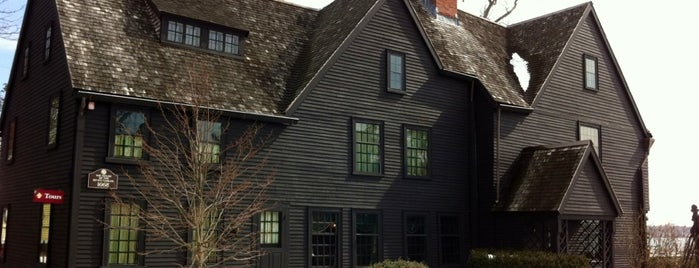 The House of the Seven Gables is one of Maine Trip To Do.