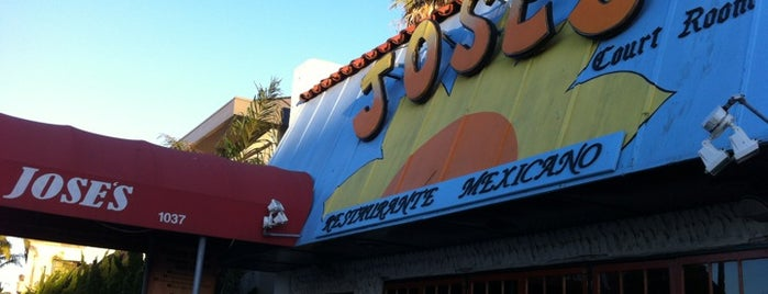 Jose's Courtroom Cantina is one of San Diego: Taco Shops & Mexican Food.
