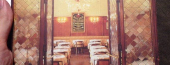 Caffè Gilli is one of Florence - Firenze - Peter's Fav's.