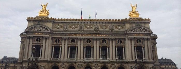 Place de l'Opéra is one of Operation Paris.