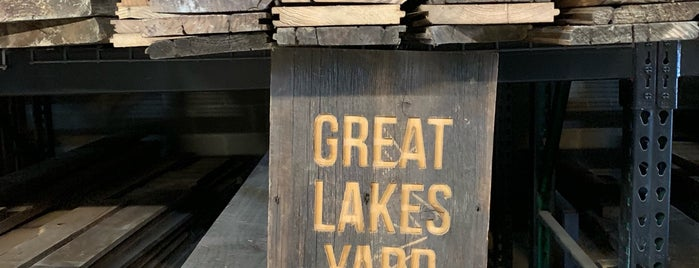 Great Lakes Yard is one of Posti che sono piaciuti a Andy.