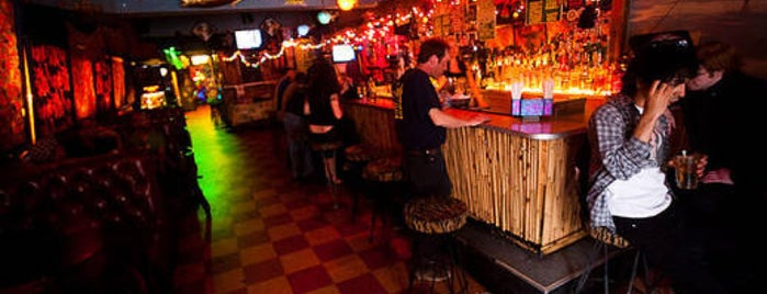 Otto's Shrunken Head is one of NYC.