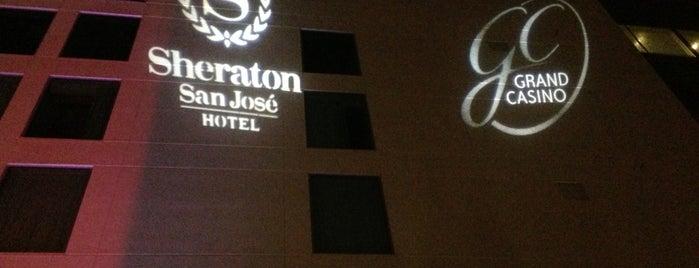 Hotel Sheraton is one of Orte, die Raquel gefallen.