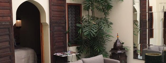 Riad Dyor is one of International: Hotels.