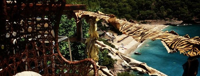 Shambala is one of Fethiye, Turkey.