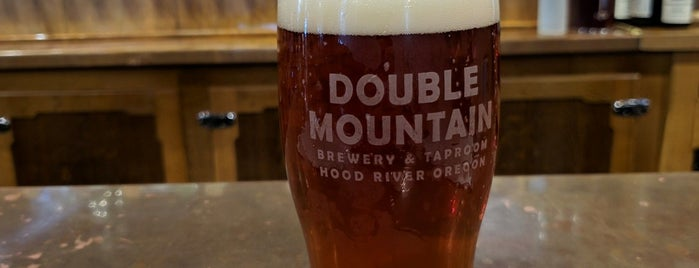 Double Mountain Brewery & Taproom is one of Orte, die Aaron gefallen.
