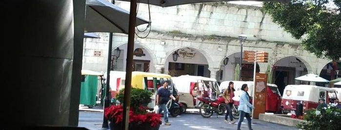El Portal del Marquez is one of Gespeicherte Orte von Eric.