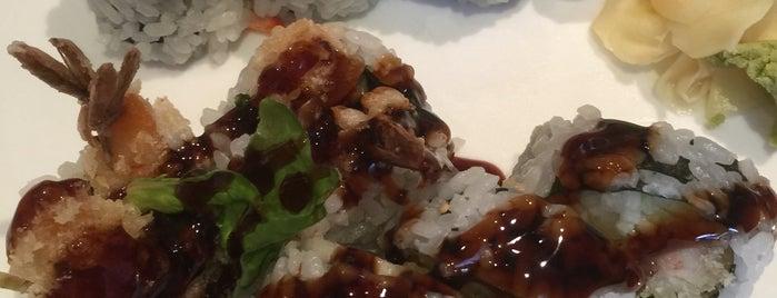 Yummy Sushi is one of Orte, die Cindy gefallen.