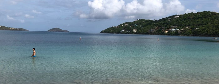 Magens Beach is one of St. Thomas Trip.