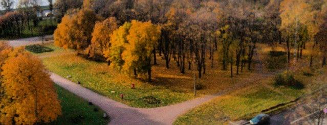 Заневский парк (парк им. Терешковой) is one of Posti che sono piaciuti a Stanislav.