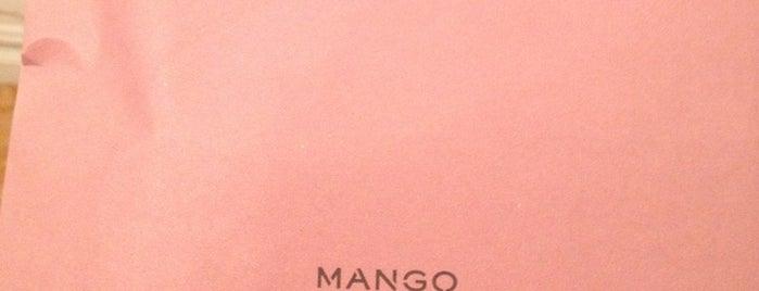 Mango is one of Tiendas de moda en Madrid.
