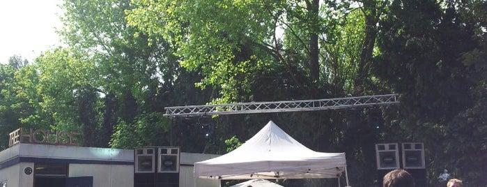 Treehouse Open Air Festival is one of Lieux qui ont plu à Vincent.