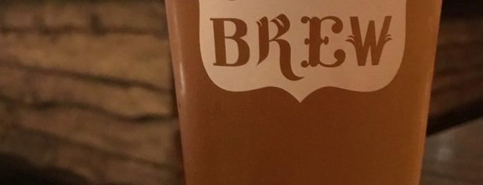 Odd Brew is one of Lugares favoritos de Olena.