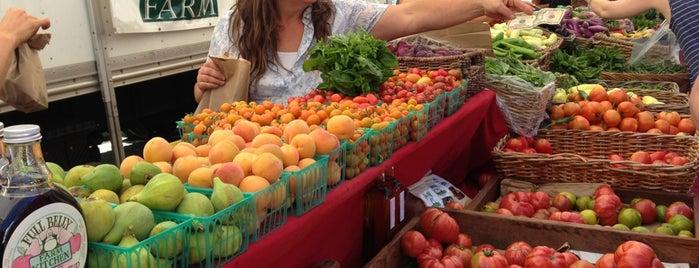 Palo Alto Farmers Market is one of California.